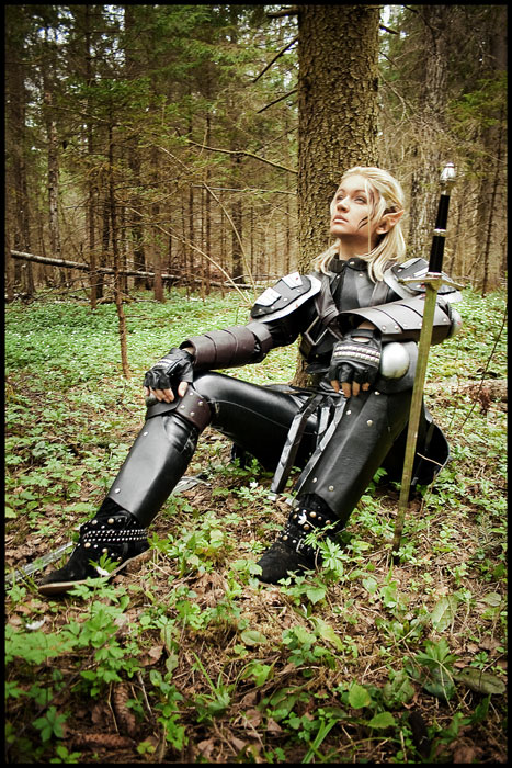 Dragon Age Origins - Zevran Arainai by ~love-squad